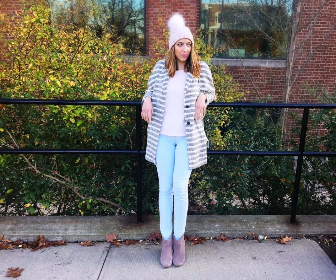 Pastel Fall Trend