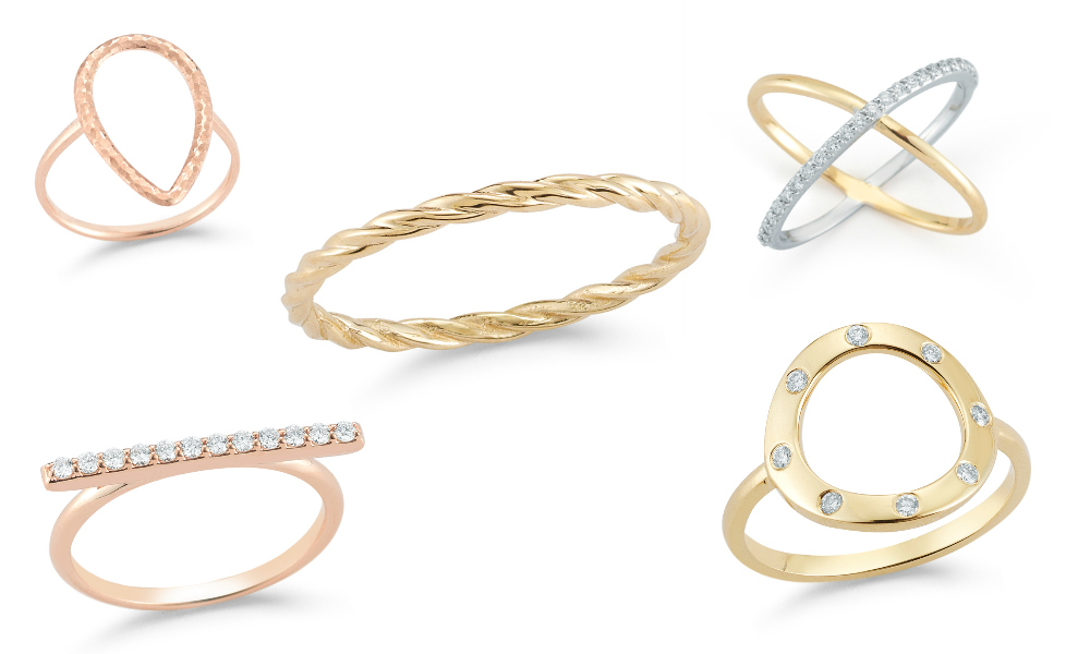 Barbela Design Rings