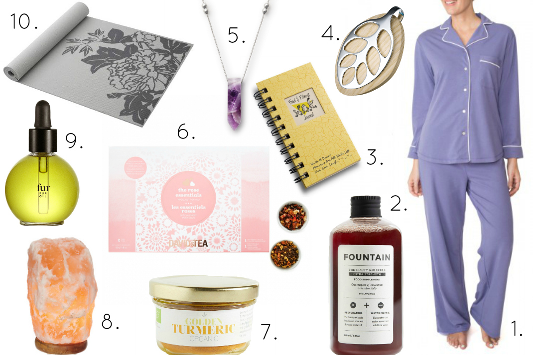 Well-Being Gifts For Mom