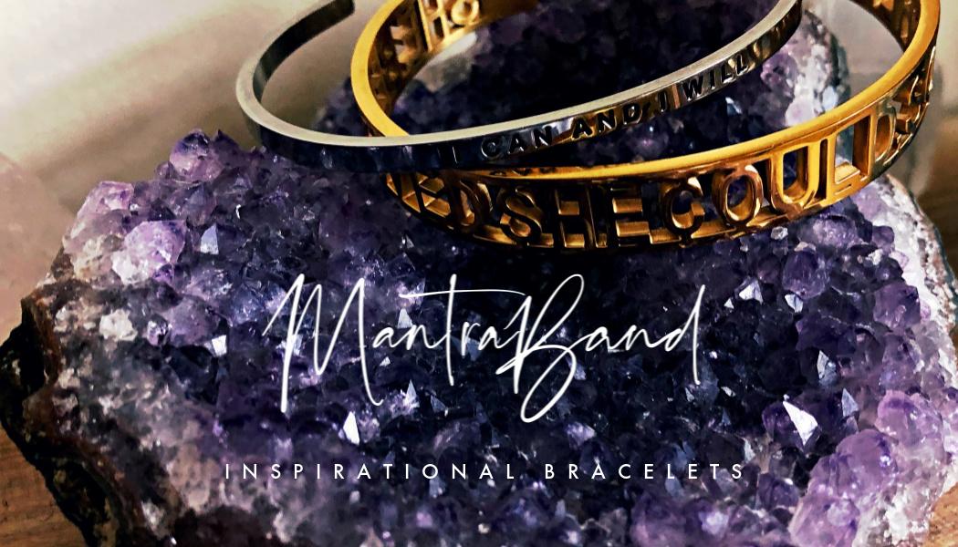 MantraBand Inspirational Bracelets
